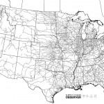 Rail Network in the US